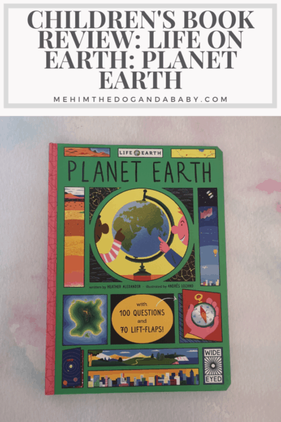 Children's Book Review: Life On Earth: Planet Earth