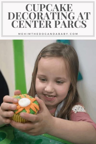 Cupcake Decorating At Center Parcs