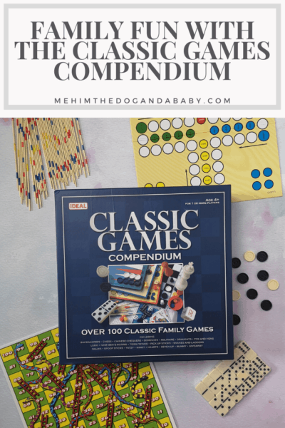Family Fun With The Classic Games Compendium