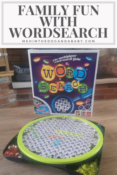 Family Fun With WordSearch
