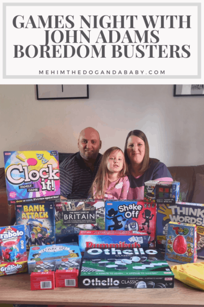 Games Night With John Adams Boredom Busters
