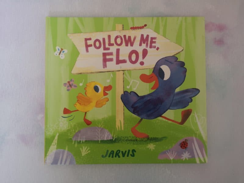 Children's Book Review: Follow Me, Flo!