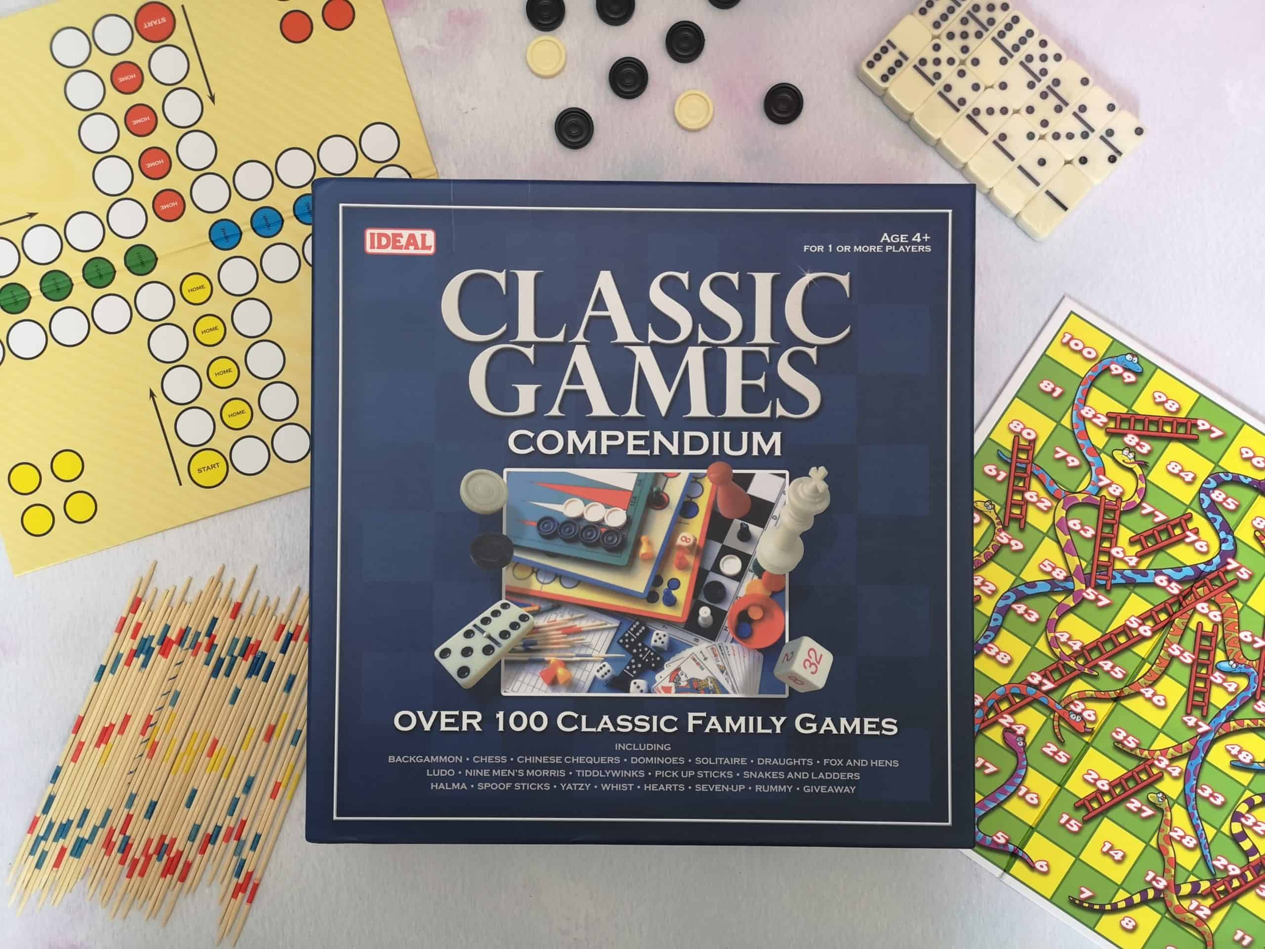 Classic Games Compendium from Ideal
