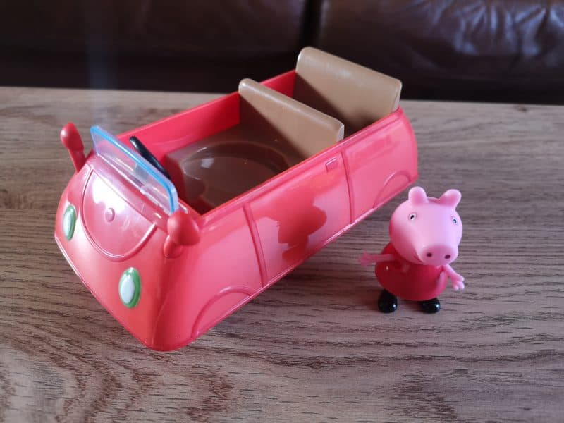 Peppa Pig's Family Car