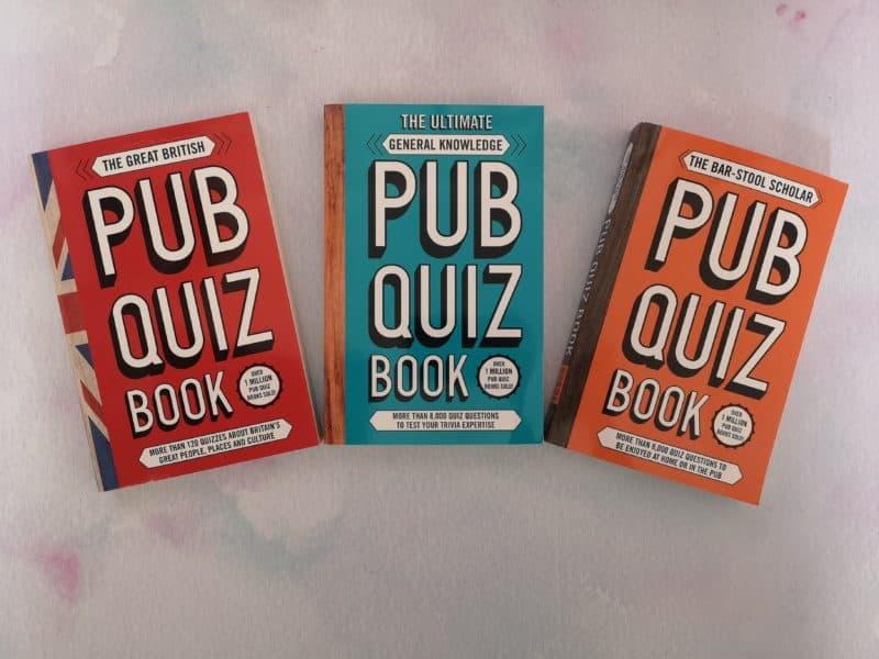 Welbeck Publishing quiz books