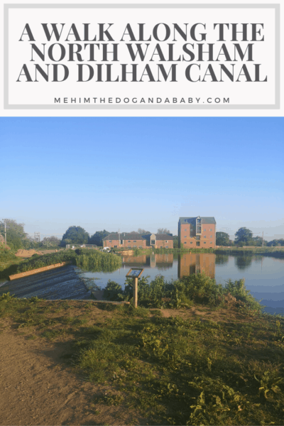 A Walk Along The North Walsham and Dilham Canal