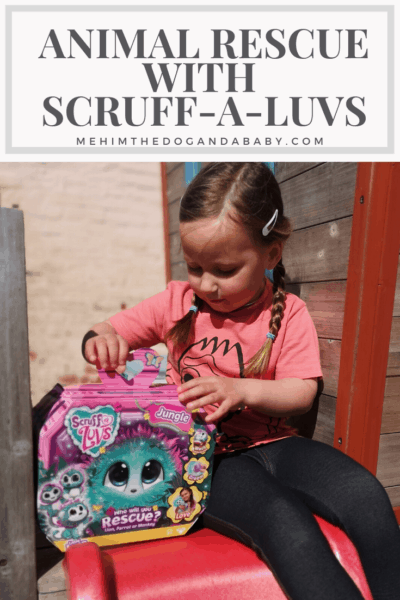 Animal Rescue With Scruff-a-Luvs
