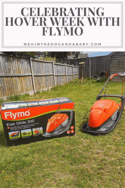 Celebrating Hover Week With Flymo