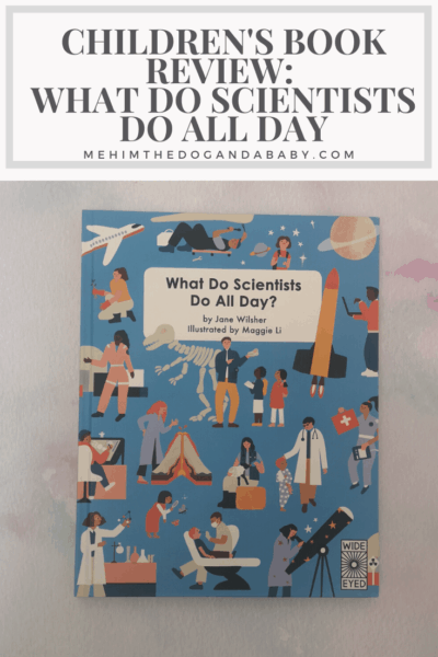 What Do Scientists Do All Day