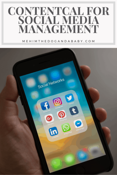 ContentCal For Social Media Management