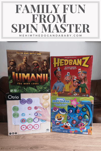 Family Fun From Spin Master