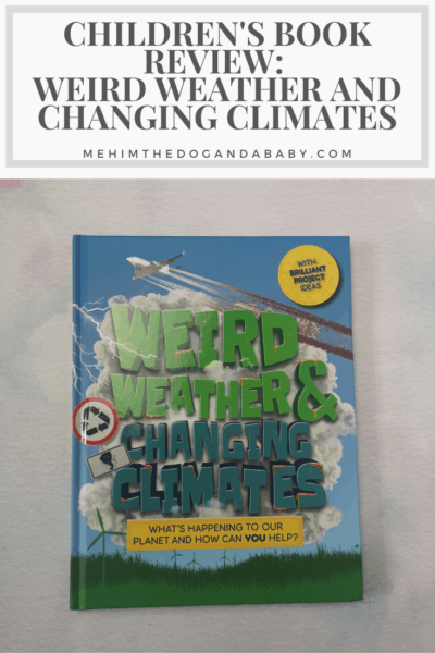 Children's Book Reviews: Weird Weather and Changing Climates