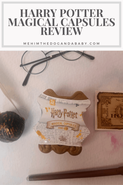 Harry Potter Magical Capsules Review