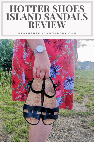 Hotter Shoes Island Sandals Review