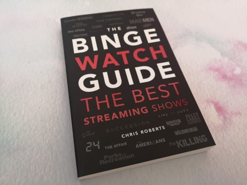 The Binge Watch Guide Book
