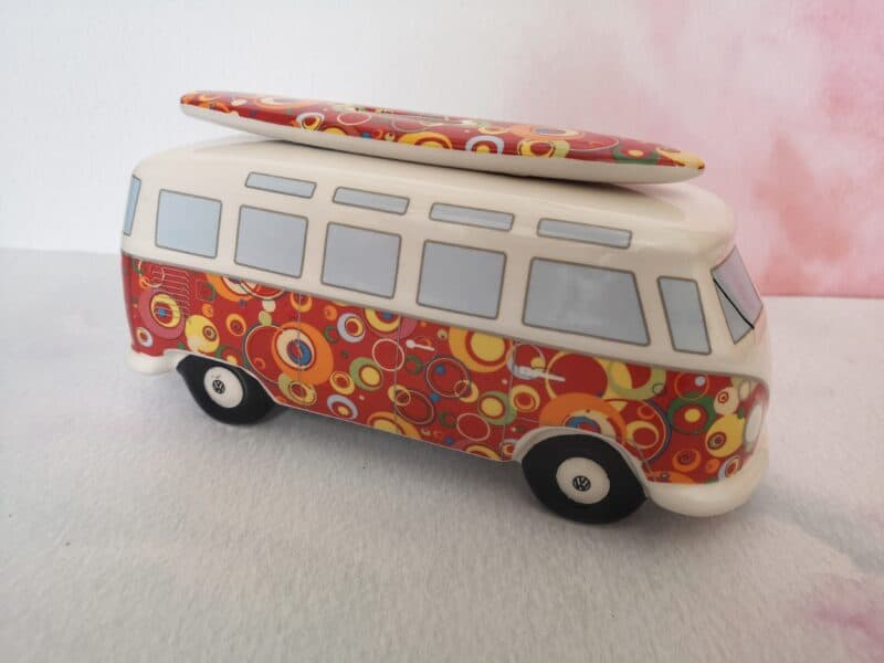Volkswagen T1 Bus Money Box from Red Candy