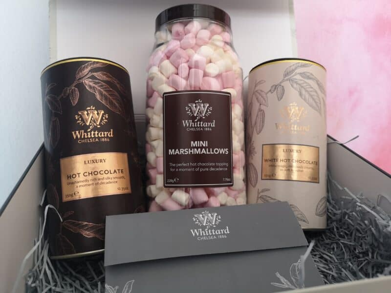 Whittard of Chelsea Luxury Hot Chocolate Gift Box