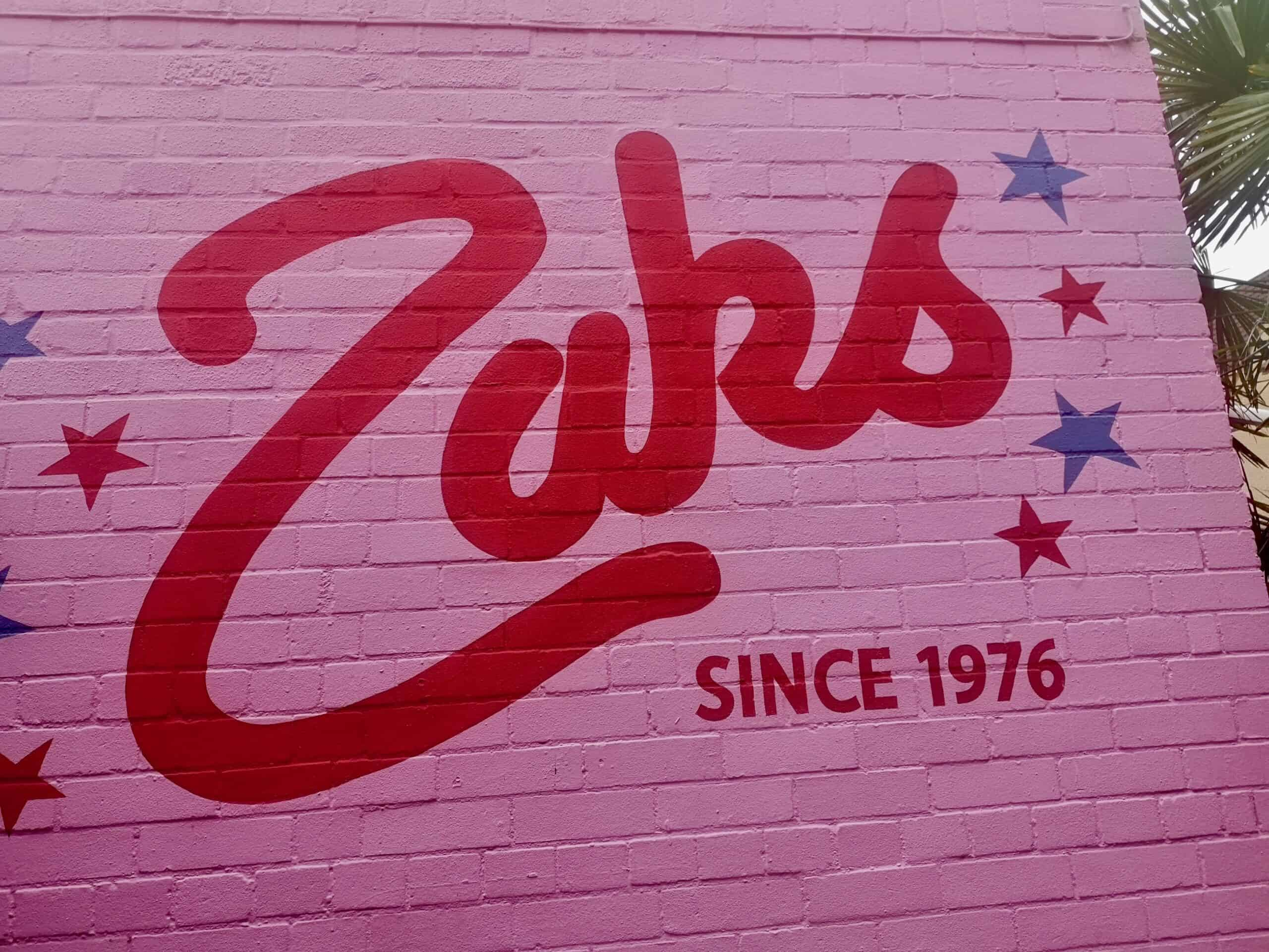 Zaks restaurant logo