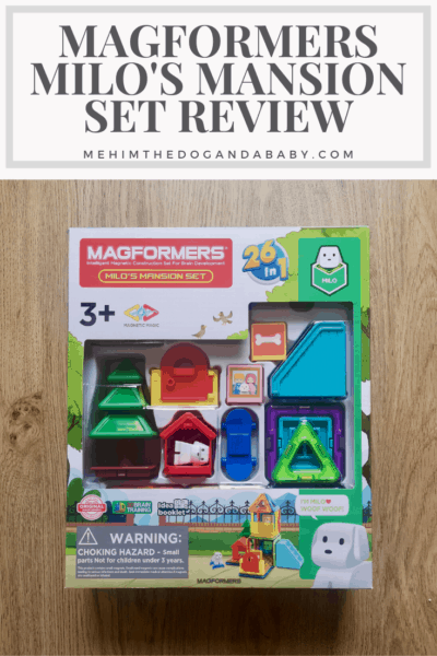 Magformers Milo's Mansion Set Review