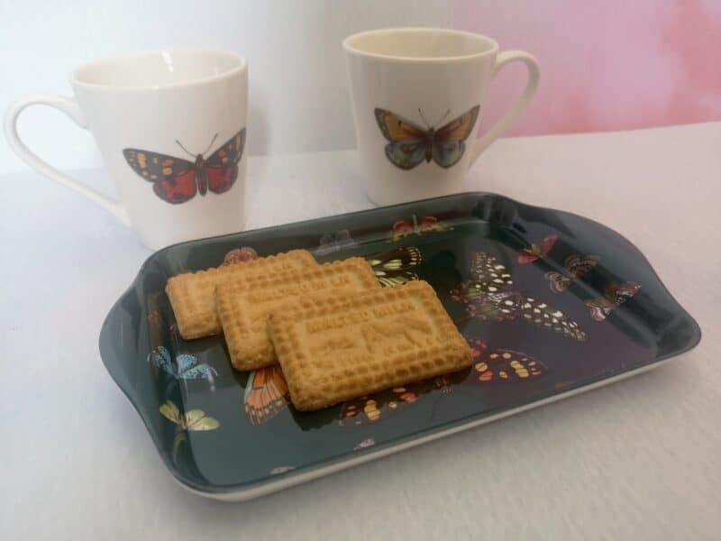 Pimpernel Botanic Garden Harmony Mug & Tray Set