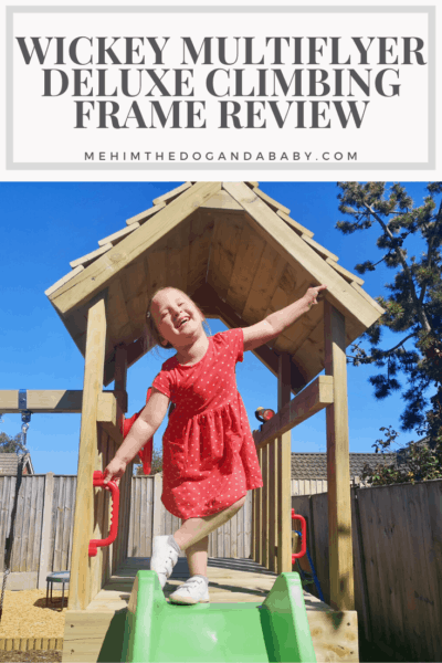 Wickey MultiFlyer DeLuxe Climbing Frame Review