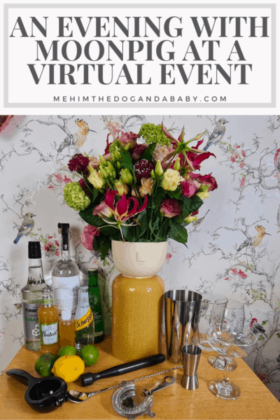 An Evening With Moonpig At A Virtual Event