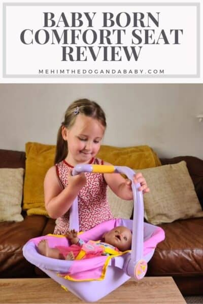 Baby born Comfort Seat Review