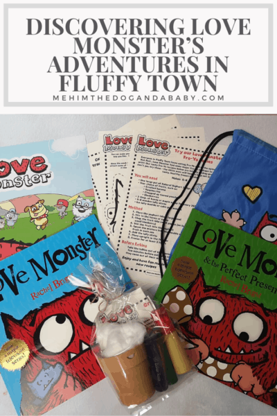 Discovering Love Monster's Adventures In Fluffy Town