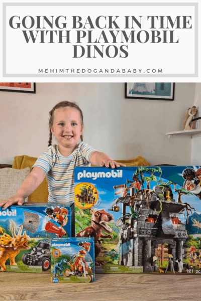 Going Back In Time With Playmobil Dinos