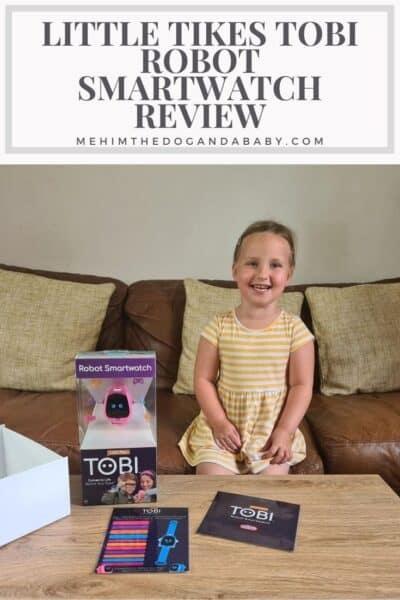 Little Tikes Tobi Robot Smartwatch Review