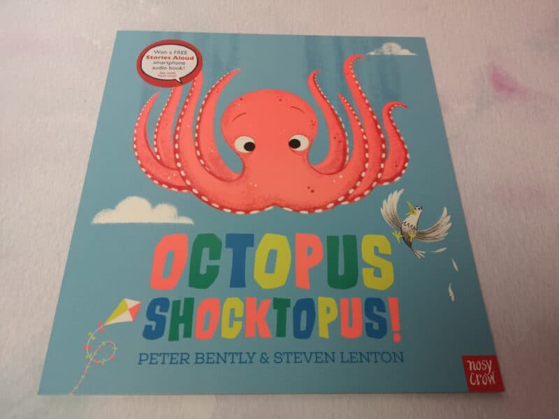 Octopus Shocktopus