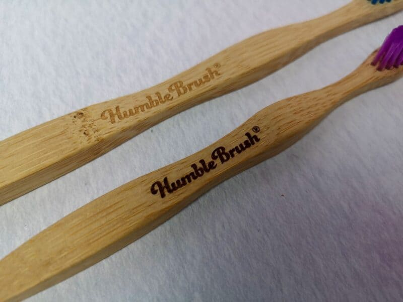 The Humble Co Humble Brushes handles