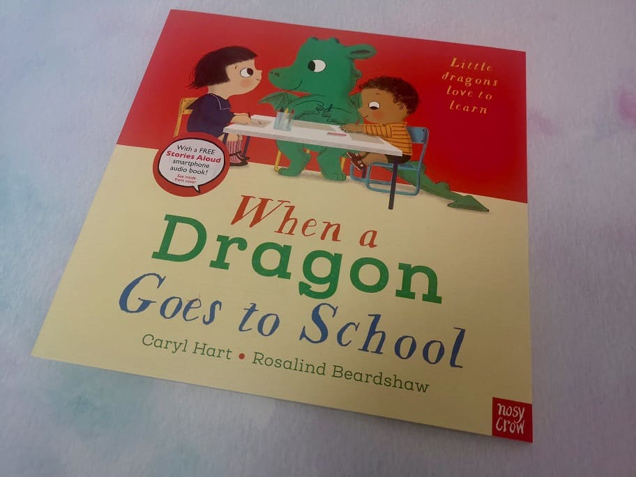 When A Dragon Goes To School