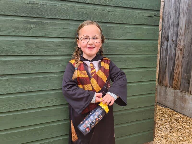 Zak Harry Potter Bottle