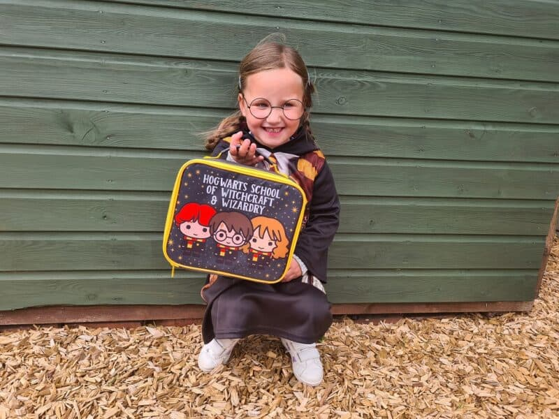 Zak Harry Potter Lunch Bag