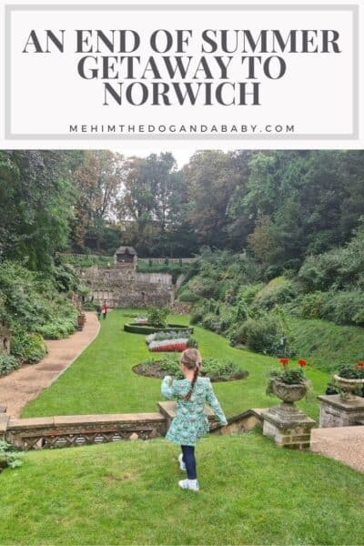 An End Of Summer Getaway To Norwich
