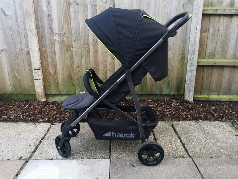 Hauck Rapid 4s Pushchair