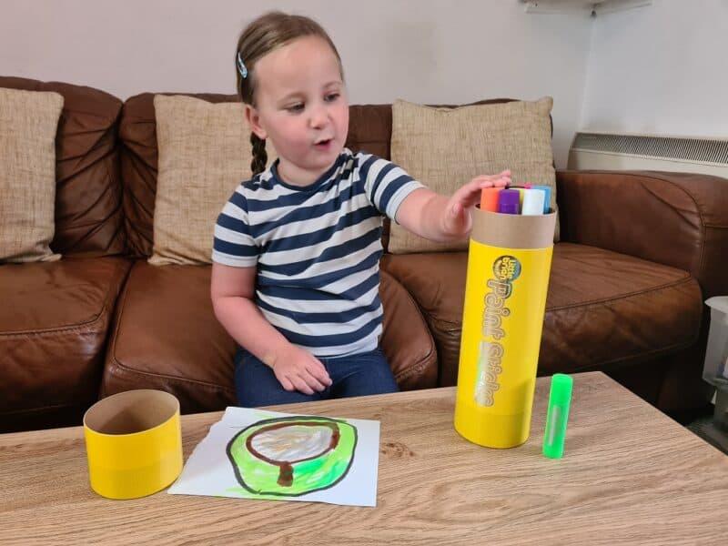 Little Brian Paint Sticks Giant Paint Stick