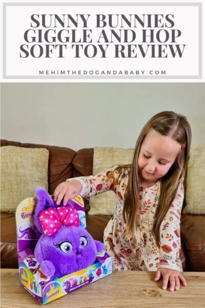 Sunny Bunnies Giggle And Hop Soft Toy Review