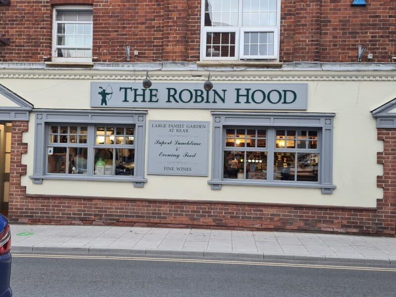 The Robin Hood Sheringham