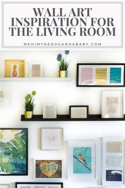 Wall Art Inspiration For The Living Room