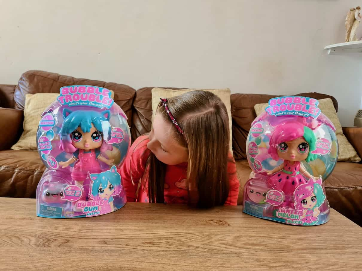 Bubble Trouble Dolls