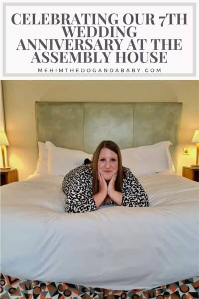 Celebrating Our 7th Wedding Anniversary At The Assembly House