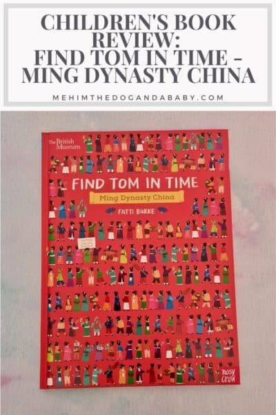 Children's Book Review: Find Tom In Time - Ming Dynasty China