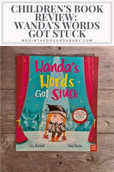 Children's Book Review: Wanda's Words Got Stuck