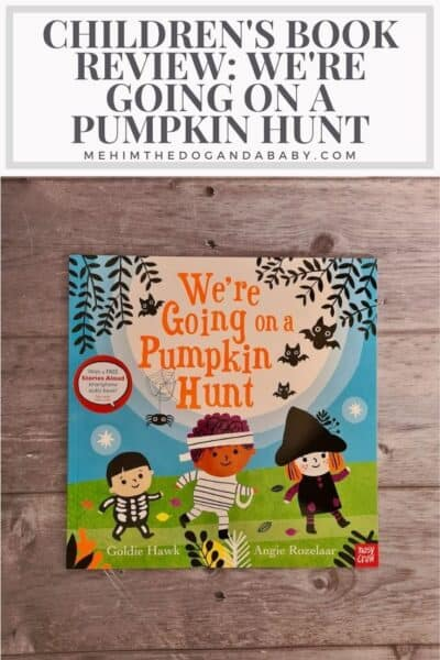 Children's Book Review: We're Going On A Pumpkin Hunt