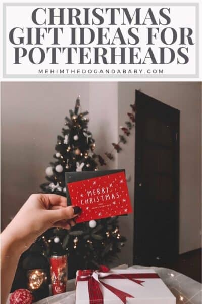 Christmas Gift Ideas For Potterheads Pinterest