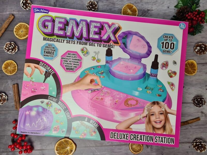 GEMEX Deluxe Creation Station