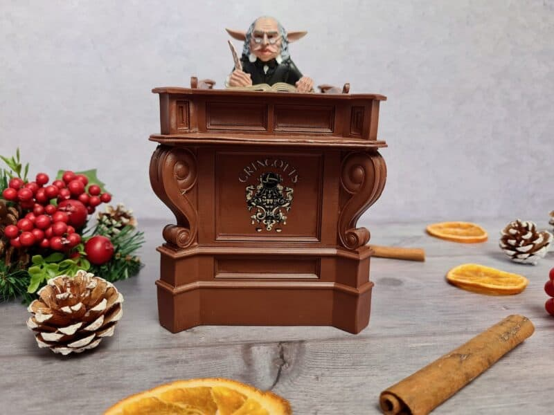 Gringotts Goblin Money Bank