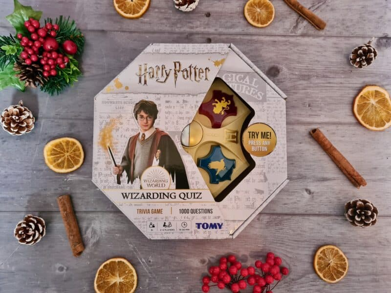 Harry Potter Electronic Wizarding Quiz game